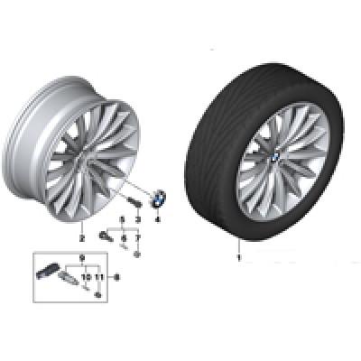 Колеса с шинами