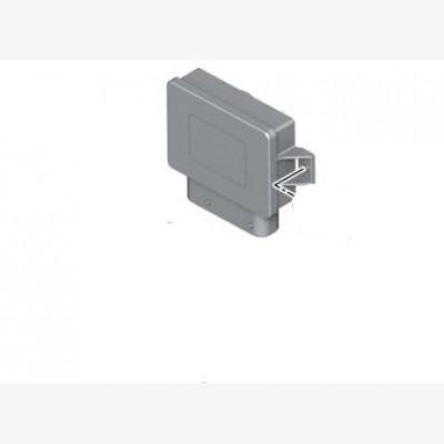 Задний тормоз - блок управления EMF
