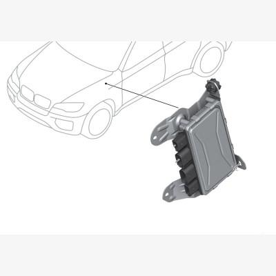 Эбу активного рулевого управления