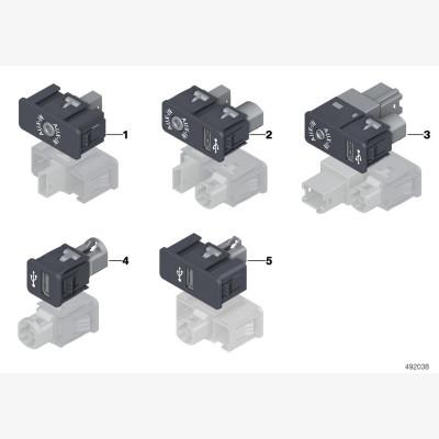 USB детали